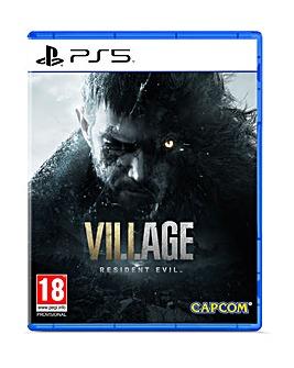 Resident Evil Village Lenticular PS5