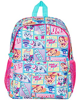 Paw Patrol AOP Backpack - Girls