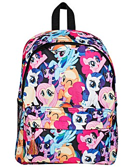 My Little Pony AOP Backpack