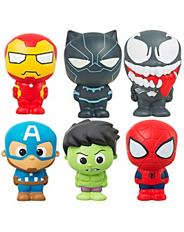 Marvel Squishy Palz Assortment