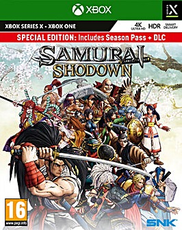 Samurai Shodown Enhanced Xbox Series X