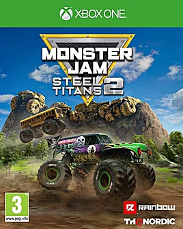 Monster Jam Steel Titans 2 Xbox One