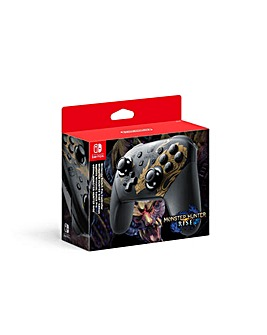 Nintendo Switch Pro Controller MH Rise