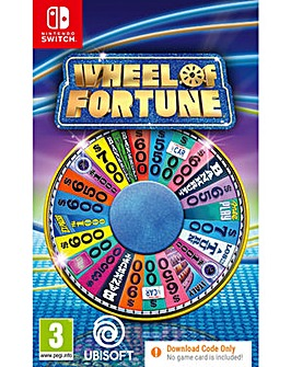 Wheel of Fortune Code in a Box Switch