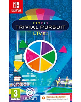 Trivial Pursuit Live Code in Box Switch