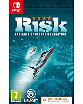 Risk - Global Domination Code in a Box