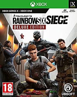 Rainbow Six Siege Deluxe Series X