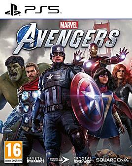 Marvels Avengers PS5