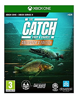 The Catch Carp Coarse Collectors Xbox
