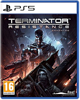 Terminator Resistance Enhanced PS5