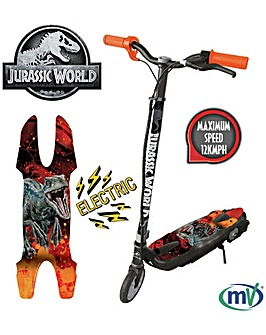 Jurassic World Electric Scooter - 12V