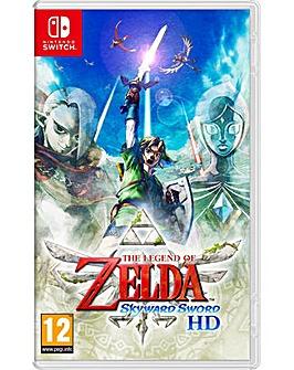 The Legend of Zelda Skyward Switch