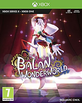Balan Wonderworld Xbox One