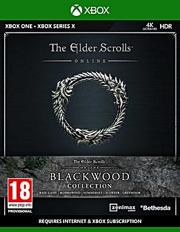 The Elder Scrolls Online Blackwood Xbox