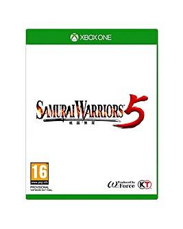 Samurai Warriors 5 Xbox One