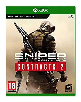 Sniper Ghost Warrior 2 Xbox Series X