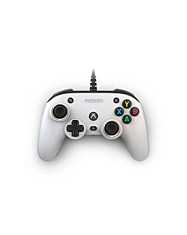 Pro Compact Controller White Xbox One