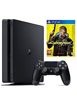 PS4 500GB Console  Cyberpunk 2077
