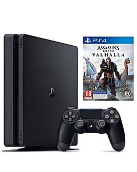 PS4 500GB Console inc Assassins Creed
