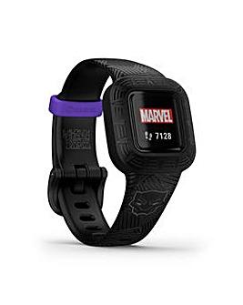 Garmin Vivofit Jr. 3 Kids Fitness Tracker - Black Panther