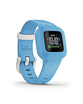 Garmin Vivofit Jr. 3 Kids Fitness Tracker - Blue Stars