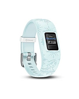 Garmin Vivofit Jr 2 Frozen Elsa Kids Fitness Tracker