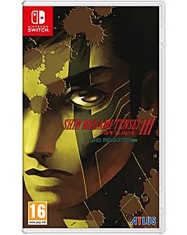 Shin Megami Tensei III Nocturne Switch