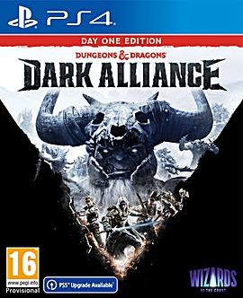 Dungeons  Dragons Dark Alliance PS4