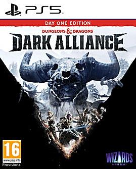 Dungeons  Dragons Dark Alliance PS5