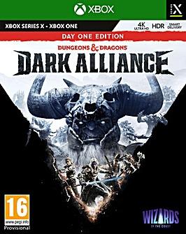 Dungeons Dragons Dark Alliance Series X