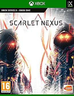 Scarlet Nexus Xbox Series X