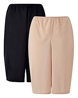 2 Pack Anti-Chafing Culottes