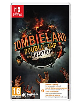 Zombieland CODE IN A BOX Switch
