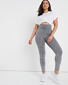 MAGISCULPT Ankle Length Firm Control Tights Marl Leggings