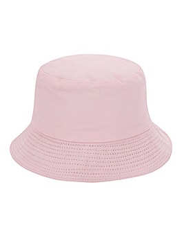 Plain Pink Bucket Hat