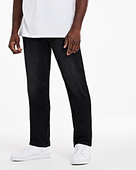 Blackwash Premium Straight Fit Jeans
