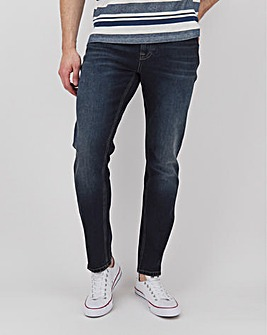 Darkwash Slim Fit Sustainable Jeans