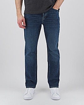 Midwash Straight Fit Sustainable Jeans