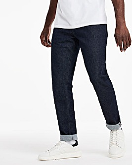 Raw Tapered Fit Sustainable Jeans