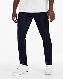 Rinse Wash Skinny Fit Stretch Jeans