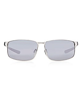 Uptown Silver Sunglasses
