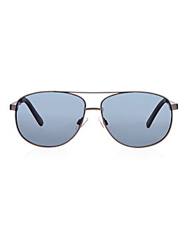 Lazio Grey Sunglasses