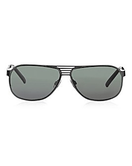 Officer Gunmetal Sunglasses