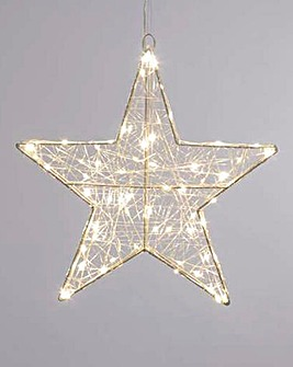 Twinkle Star Light 78cm Warm White