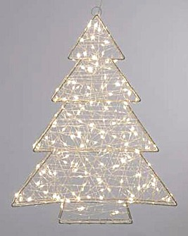 Twinkle Tree Light 58cm Warm White