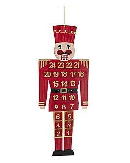 Soldier Red Advent Calendar