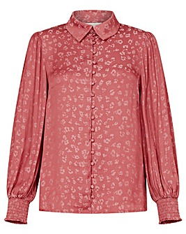 Monsoon Animal Jacquard Shirt