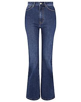 Monsoon Denim Flare Jeans