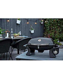 George Foreman Portable Gas Barbeque