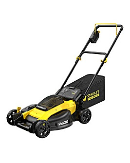 Stanley Fatmax High Performance Lithium Ion 2 X 18v (4Ah) Brushless Lawn Mower
